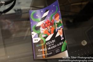 Three-Headed Alien Paperback-1