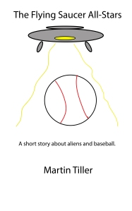 Aliens. Baseball. 99 cents.