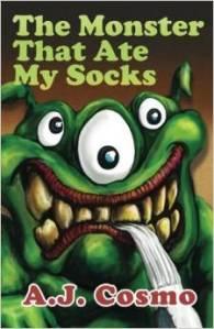 Monster who ate my socks